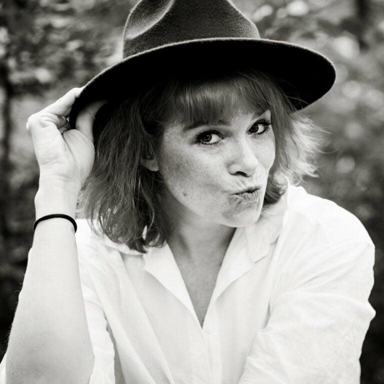 Miriam blitzt - Miriam Mehlman Fotografie Selbstwahrnehmung