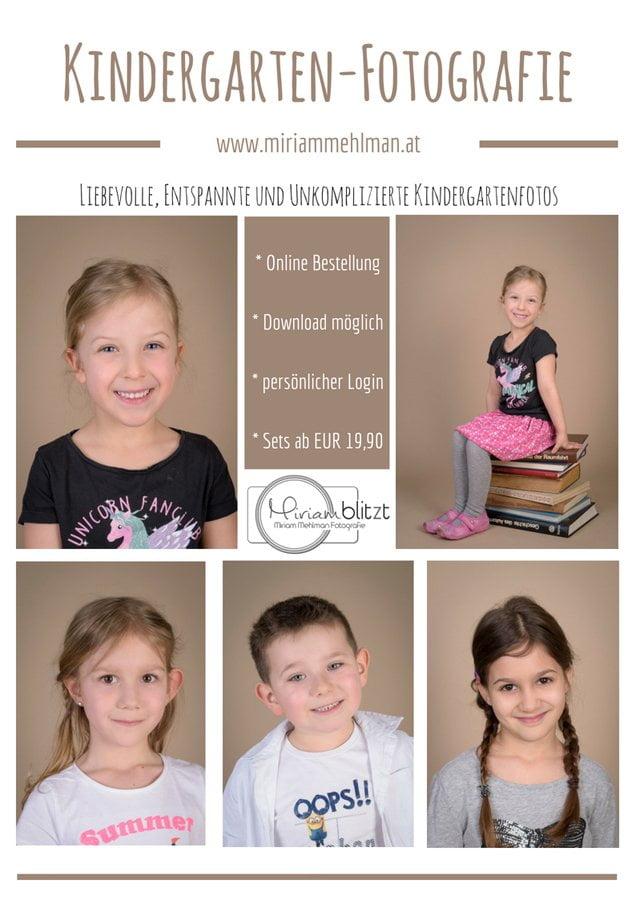Miriam Mehlman Kindergarten-Fotografie
